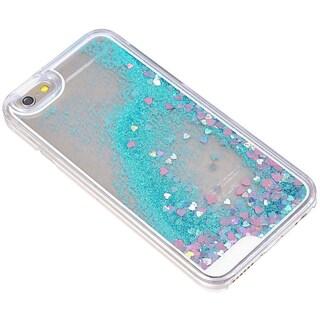Liquid Glitter Quicksand Multicolor Phone Cases for iPhone 5/5S