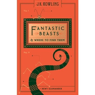 Fantastic Beasts & Where to Find Them (Hardcover)