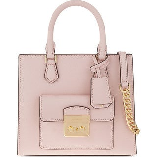 Michael Kors Bridgette Blossom Medium East West Saffiano Leather Tote Bag