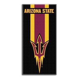 COL 620 Arizona State Zone Read Beach Towel