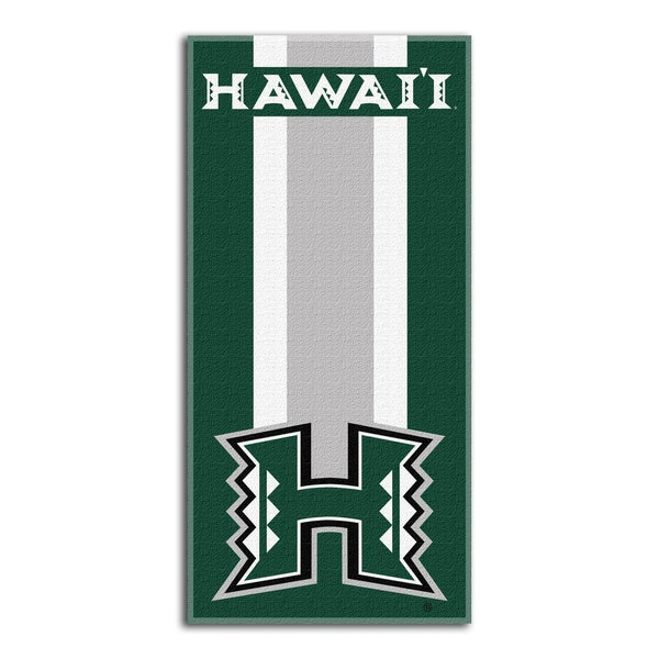 COL 620 Hawaii Zone Read Beach Towel
