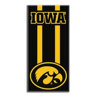 COL 620 Iowa Zone Read Beach Towel