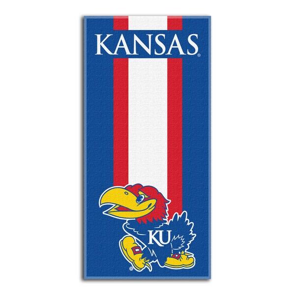 COL 620 Kansas Zone Read Beach Towel