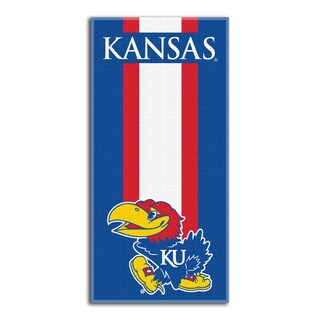 COL 620 Kansas Zone Read Beach Towel