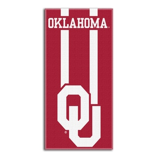 COL 620 Oklahoma Zone Read Beach Towel