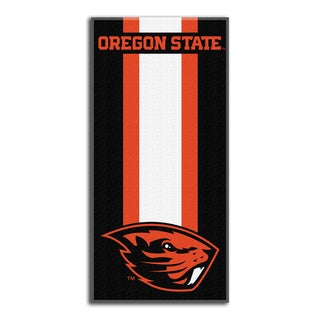 COL 620 Oregon State Zone Read Beach Towel