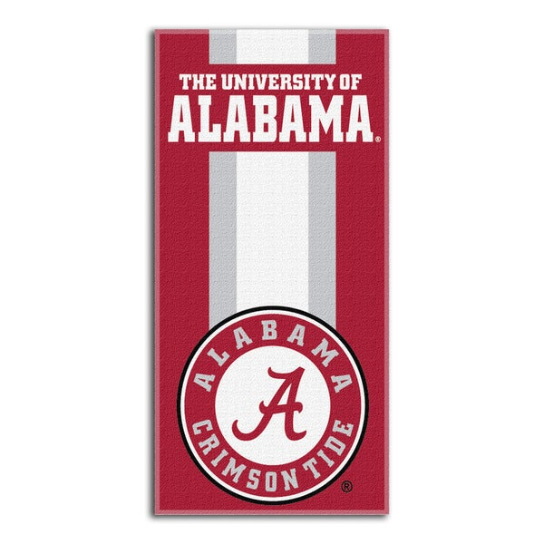 COL 720 Alabama Zone Read Beach Towel