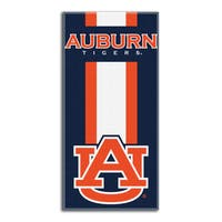COL 720 Auburn Zone Read Beach Towel
