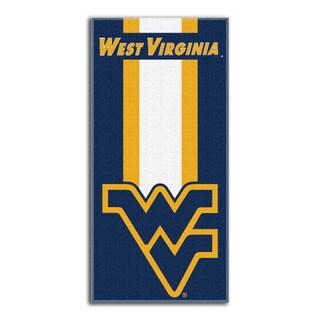 COL 720 West Virginia Zone Read Beach Towel