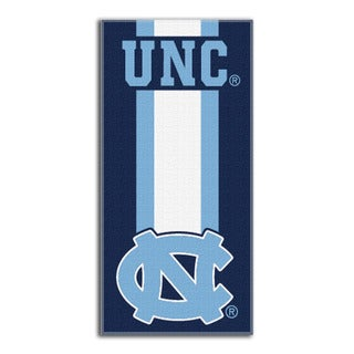 COL 720 UNC Zone Read Beach Towel