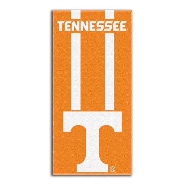 COL 720 Tennessee Zone Read Beach Towel