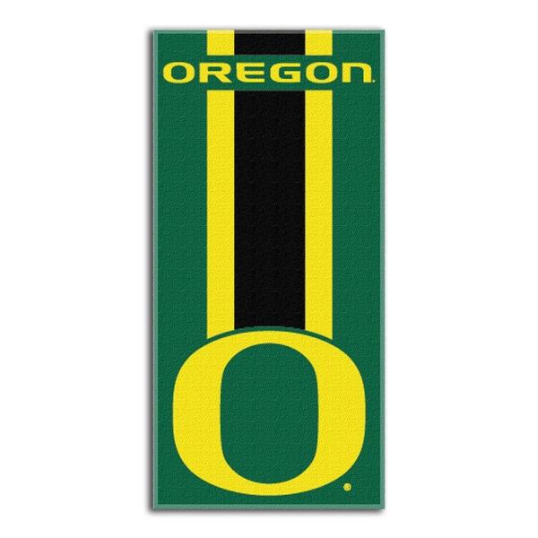 COL 720 Oregon Zone Read Beach Towel