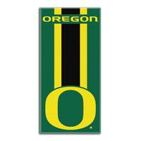 COL 720 Oregon Zone Read Beach Towel