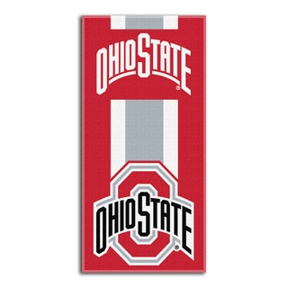 COL 720 Ohio State Zone Read Beach Towel