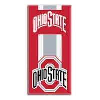 COL 720 Ohio State Zone Read Beach Towel