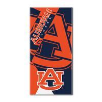 COL 622 Auburn Puzzle Beach Towel