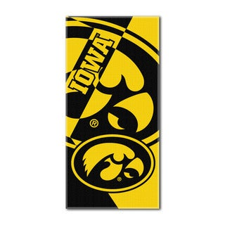 COL 622 Iowa Puzzle Beach Towel