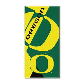 COL 622 Oregon Puzzle Beach Towel