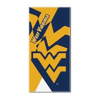 COL 622 West Virginia Puzzle Beach Towel