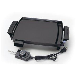 Presto Liddle Griddle Black Cast Aluminum Mini-Griddle
