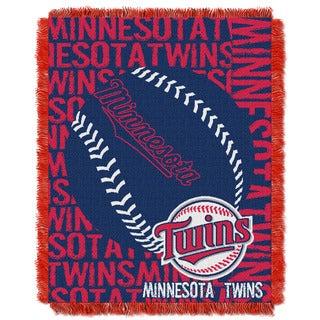 MLB 019 Twins Double Play Throw