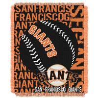 MLB 019 SF Giants Double Play Throw