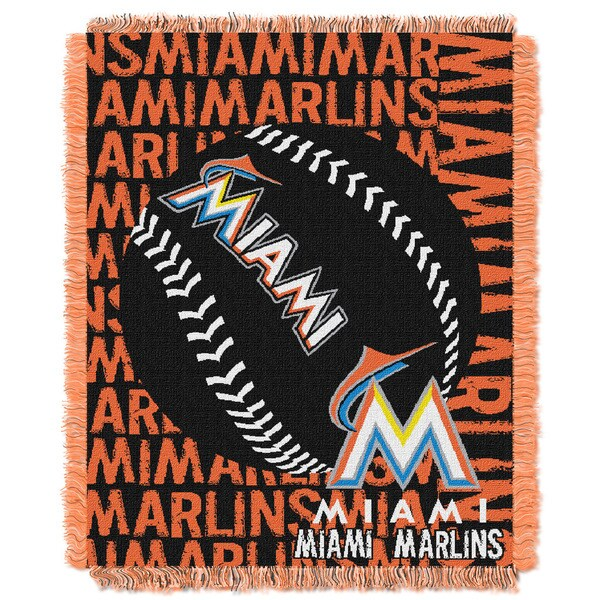 MLB 019 Marlins Double Play Throw