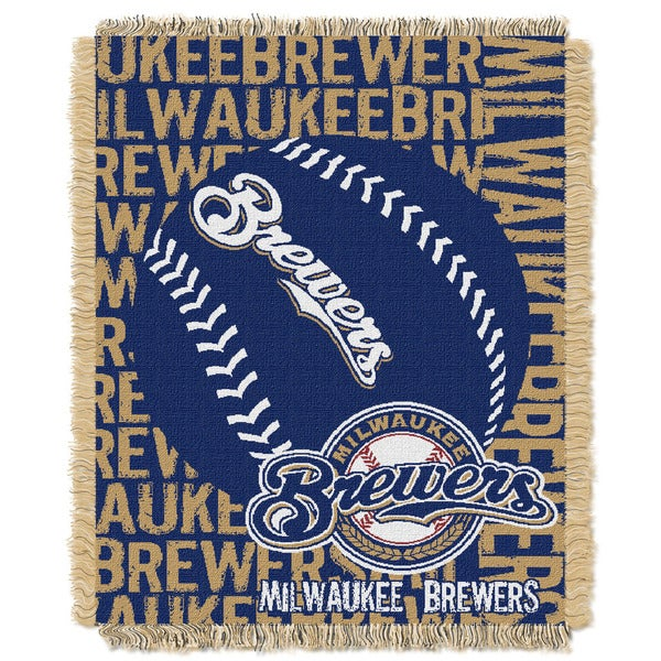 MLB 019 Brewers Double Play Throw