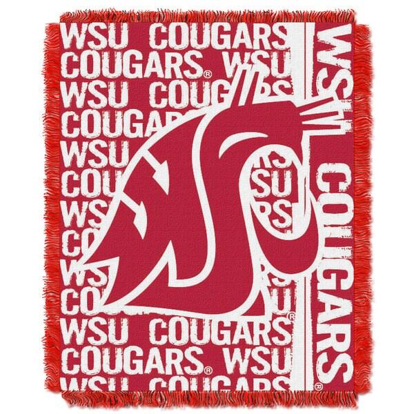 College 019 Washington State Double Play Throw