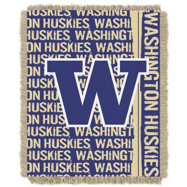 College 019 Washington Double Play Throw