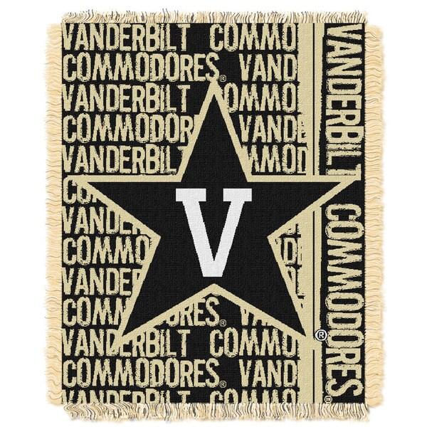 College 019 Vanderbilt Double Play Throw