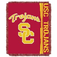 College 019 USC Double Play Throw