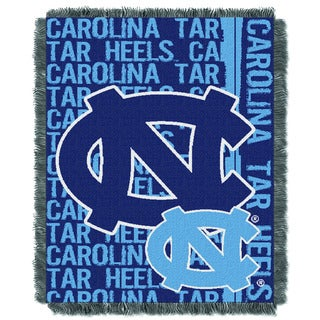 College 019 UNC Double Play Throw