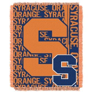 College 019 Syracuse Double Play Throw