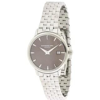 Raymond Weil Women's 5988-ST-70001 'Toccata' Stainless Steel Watch