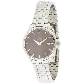 Raymond Weil Women's 5988-ST-70001 'Toccata' Stainless Steel Watch