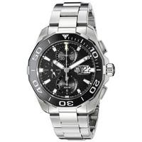 Tag Heuer Men's CAY211A.BA0927 'Aquaracer' Chronograph Automatic Stainless Steel Watch