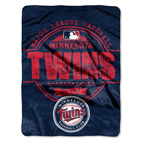 MLB 059 Twins Structure Micro Throw