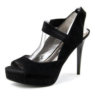 Carlos Santana Women's Cosette Regular Suede Dress Shoes