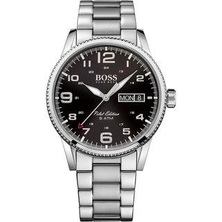 Hugo boss Men's 1513327 'Pilot Edition' Stainless Steel Watch