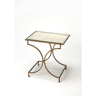 Butler Esperanza Antique Gold End Table
