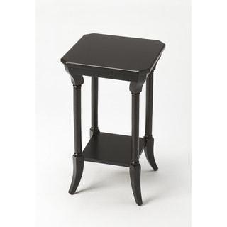 Butler Darla Black Licorice End Table