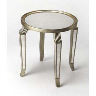 Handmade Butler Monroe Mirror End Table