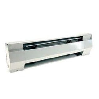 "King Electrical 2K1205A 27"" 120 Volt 500 Watt Standard Density Baseboard Heaters"
