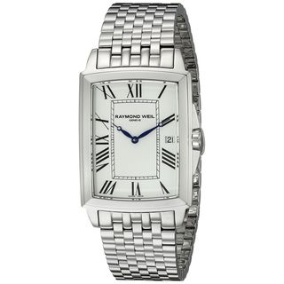 Raymond Weil Men's 5597-ST-00300 'Tradition' Stainless Steel Watch
