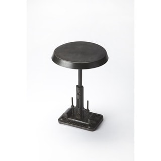 Butler Industrial Chic Accent Table