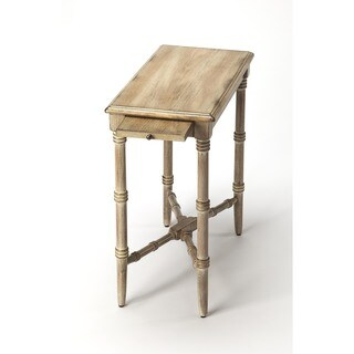 Butler Skilling Grey Driftwood Chairside Table