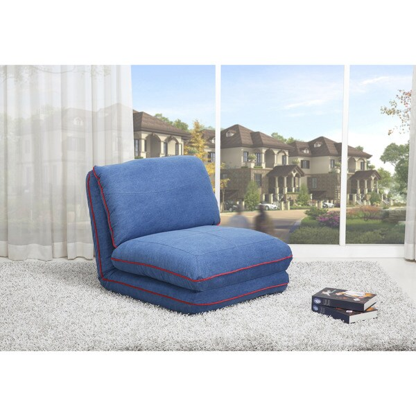 modern light brown futon bark sleeper convertible chairbed chair s shop bed the