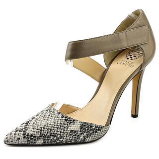 Vince Camuto Women's Carlotte Leather Dress Shoes