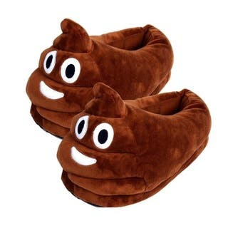 Unisex Emoji Slippers|https://ak1.ostkcdn.com/images/products/12069881/P18937749.jpg?impolicy=medium